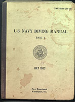 63 Navy Dive Manual