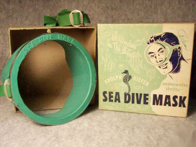 Sea Dive Mask