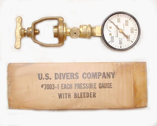 US Divers Gauge