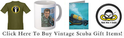 Support This Site - Buy Vintage Scuba Gift Items!