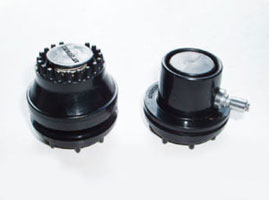 Drysuit Valves